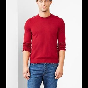 GAP Other - GAP Red Cashmere Sweater