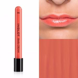 INGLOT Other - BNIB Inglot Sleeks Lip Cream Lip Paint #102