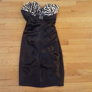 Betsy & Adam Dresses & Skirts - Formal black dress