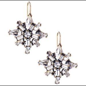Chloe + Isabel Jewelry - NWOT Chloe + Isabel Art Deco Starburst Earrings!
