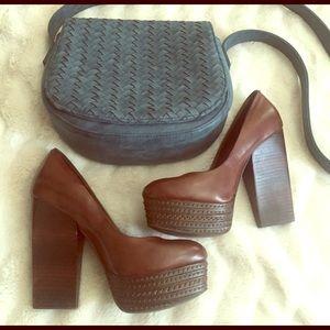 Trouve Shoes - ✌️ Trouve Platform Heels