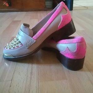 Kurt Geiger Shoes - Unique leather shoes