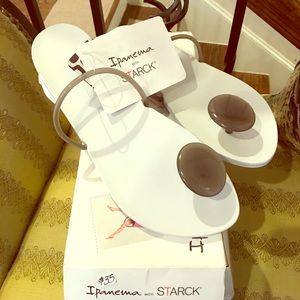 Ipanema Shoes - Ipana Sandals NWT
