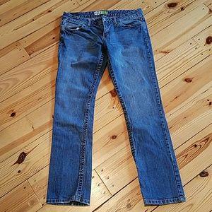 Aeropostale Junior Balance Skinny Jeans 11/12