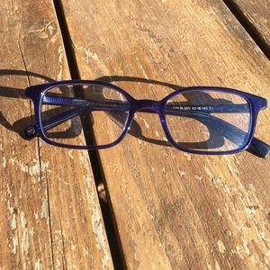 Warby Parker Accessories - 💙WARBY PARKER COLIN IN MARINA BLUE EYEGLASSES 💙