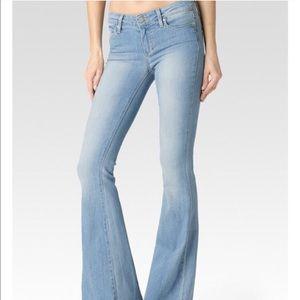 Paige Jeans Denim - Paige Flare Jeans