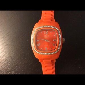 TKO Accessories - TKO watch with Swarovski crystals