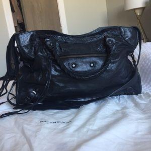 Balenciaga Handbags - Balenciaga Classic City Bag in black