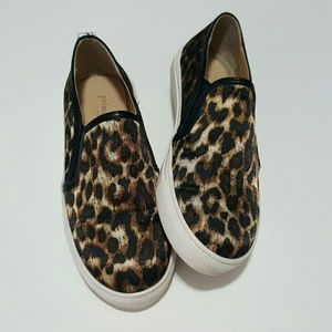 Prima Donna Shoes - Leopard Slip on Sneakers