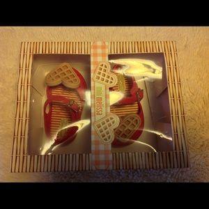 Mini Melissa Other - Mini Melissa pink sandals- NWT!!!