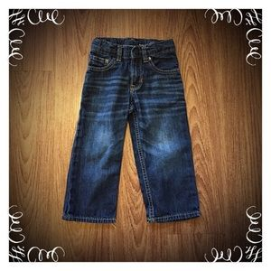 GAP Other - Baby GAP 2T jeans with adjustable waist