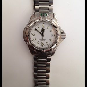 Tag Heuer Accessories - Tag Heuere Professional W-1410 Swiss 200 m Watch