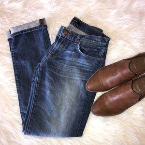 J Brand Denim - J Brand Aiden Jeans - Dark Wash - Size 25
