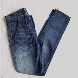 Earnest Sewn Denim - Earnest Sewn Women's Size 24 Distressed Jeans NWOT