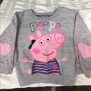 Peppa Pig Other - Peppa Pig sweatshirt - Size 2T