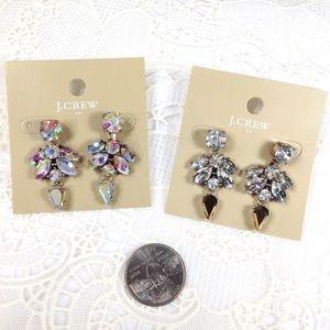 J. Crew Jewelry - Jcrew statement earrings