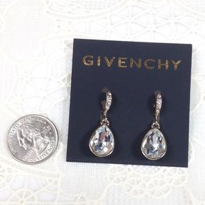 Givenchy Jewelry - ❗CLEARANCE❗Givenchy small teardrop earrings