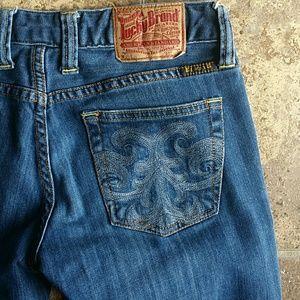 Lucky Brand Denim - Lucky Brand Lola Boot Jeans size 6 / 28
