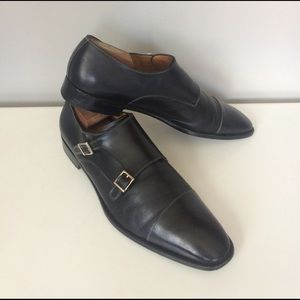 Santoni Other - SANTONI Double Monk Dress Shoes