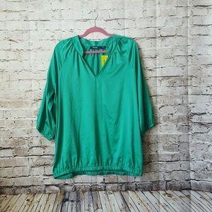 Eloquii Tops - Emerald Green Eloquii top