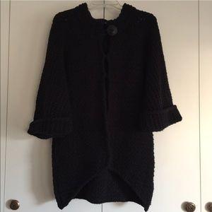 Liu Jo Sweaters - LIU JO made in Italy sweater coat- NWOT