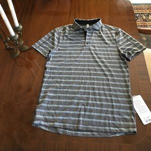 Lulu lemon men's evolution polo