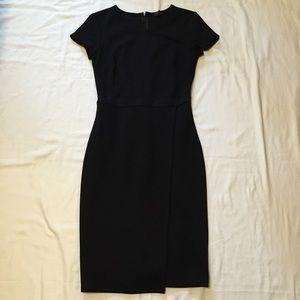 Club Monaco Dresses & Skirts - Club Monaco Assymetrical Cocktail Black Dress