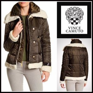 Vince Camuto Jackets & Blazers - VINCE CAMUTO JACKET Faux Shearling