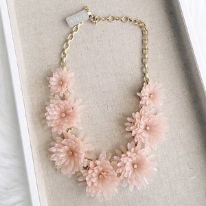 J. Crew Jewelry - J.Crew blossom necklace