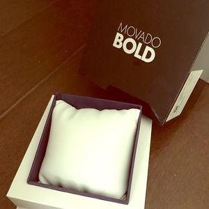 Movado Bold Watch Box