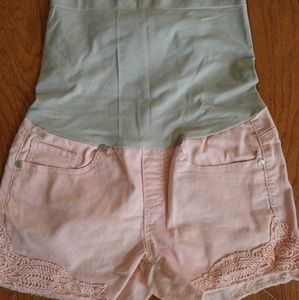 Pants - Maternity cute Short for spring/summer