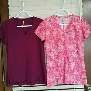 Lole Tops - Bundle of two fairly new lightweight tees, M