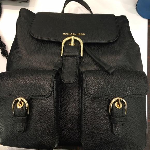 4f517d33c MICHAEL Michael Kors Bags | Michael Kors Cooper Large Flap Back Pack ...