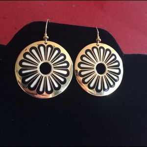 Vintage Jewelry - Sweet vintage Laurel Burch Earrings