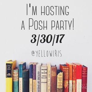 Hosting my 1st Posh party!!🌿Fresh Fashion Finds!!