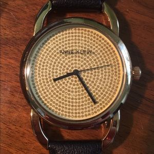 Anne Klein Accessories - Gold and Brown Watch