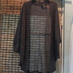 valette Sweaters - Valette Shrug/ Sweater NWT
