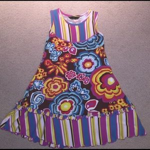 Oilily Other - Oilily Multi print sundress 5–6