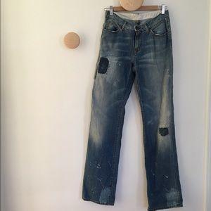Yohji Yamamoto Denim - Yohji Yamamoto sister line Coming Soon jeans!