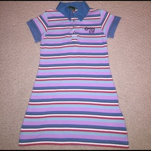 Oilily Other - Oilily striped polo dress 5-6