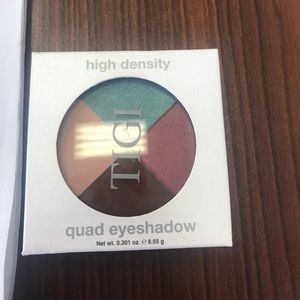 TIGI Other - TIGI high density quad eyeshadow brand new