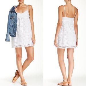Susana Monaco Dresses & Skirts - Susana Monaco String Eyelet Dress