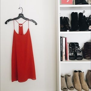 Dresses & Skirts - Red Hot Dress