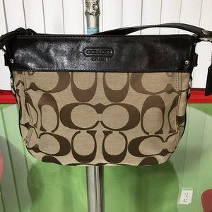 Coach Handbags - Coach Zoe signature convertible Bag F14708 style