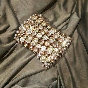 Jewelry - Stretchy statement bracelet