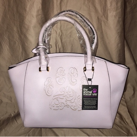 Lavender Pawsitively Beautiful Handbag fa0a491ae4dd4