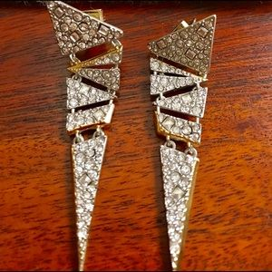 Alexis Bittar Jewelry - Alexis Bittar Mosaic dangling earrings 😍