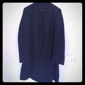 John Varvatos Other - John Varvatos Men's Wool Overcoat