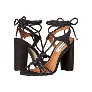 Steve Madden Shoes - Steve Madden Ankle Tie Heels