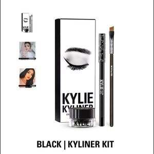 Kylie Cosmetics Other - Last 1 💯Authentic Black Kyliner Kit